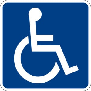ADA Compliant-Handicap Parking