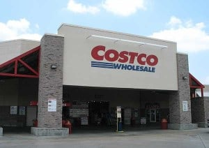 Costco-Fire Lane Painting Job